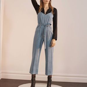 Paige denim jumpsuit